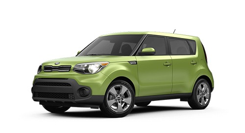 auto kia-Soul Banner 2018 Puerto Rico