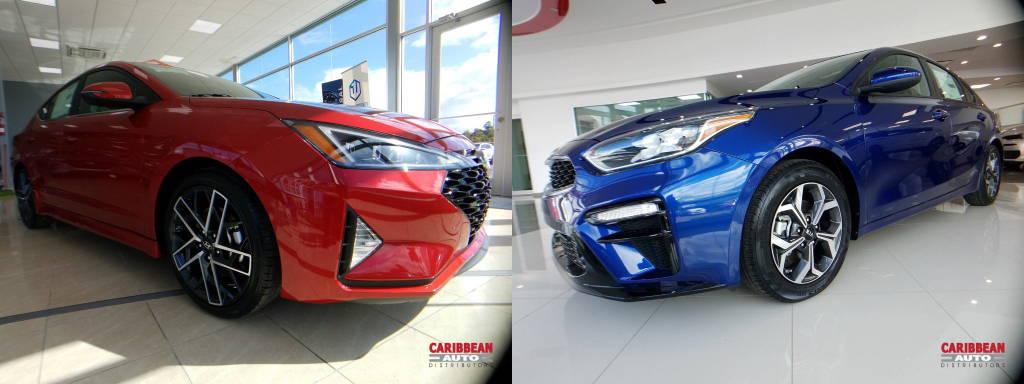 Hyundai Elantra 2019 vs. Kia Forte 2019 ¿Quién gana la batalla?