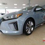 Hyundai Ioniq Hybrid, un vehículo para usar en ciudad y en carretera
