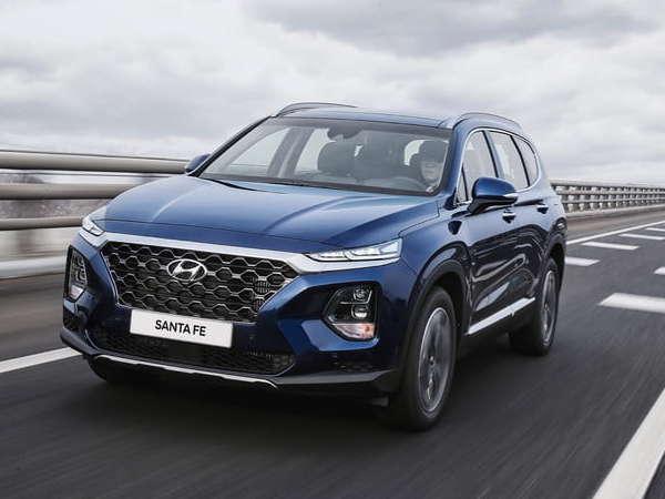 Hyundai Santa Fe 2019 la elegancia que permanece