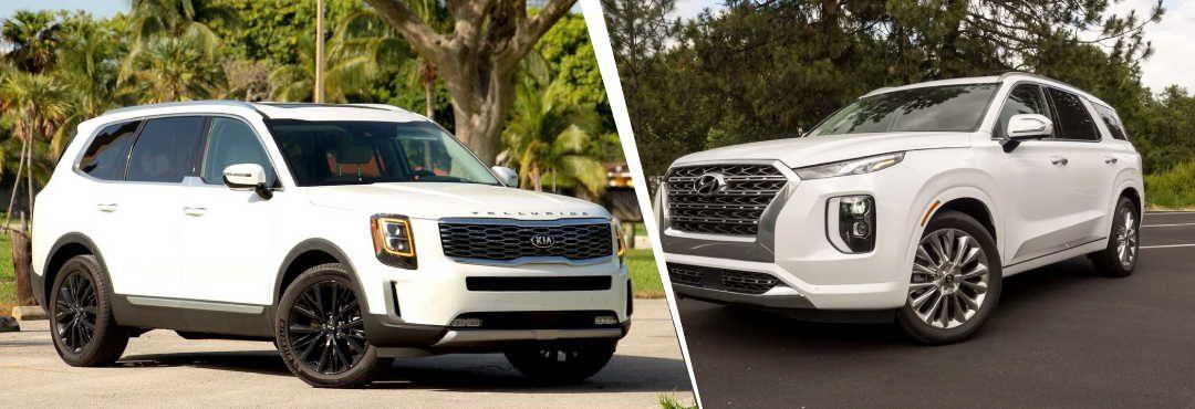 Hyundai Palisade vs Kia Telluride: La exquisitez hecha a la medida