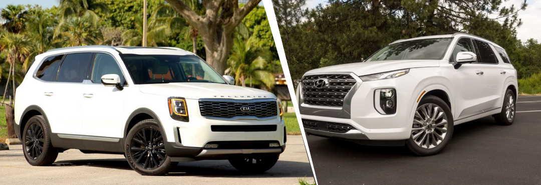 Hyundai Palisade vs Kia Telluride Carolina Puerto Rico