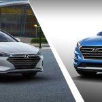 Los dos automóviles Hyundai más populares del 2019