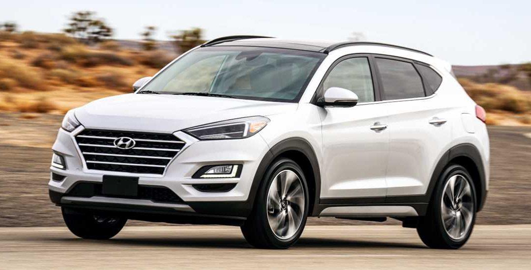 Características de la Hyundai Tucson 2020