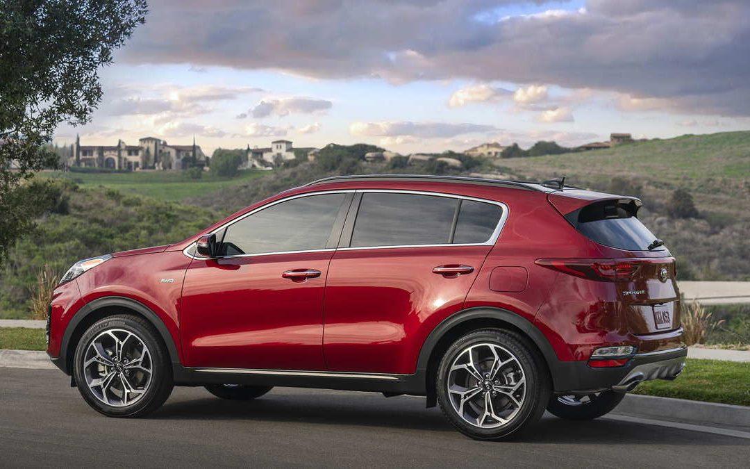 Kia Sportage 2020. Eficiencia y capacidad automotriz