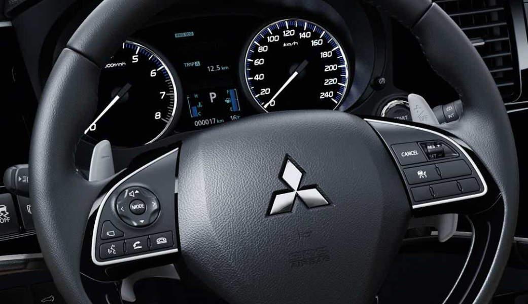Mitsubishi Outlander Control de velocidad de crucero