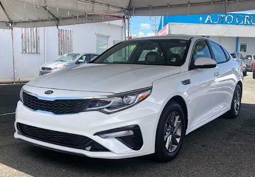 Kia Optima 2019 Carolina Fajardo Puerto Rico