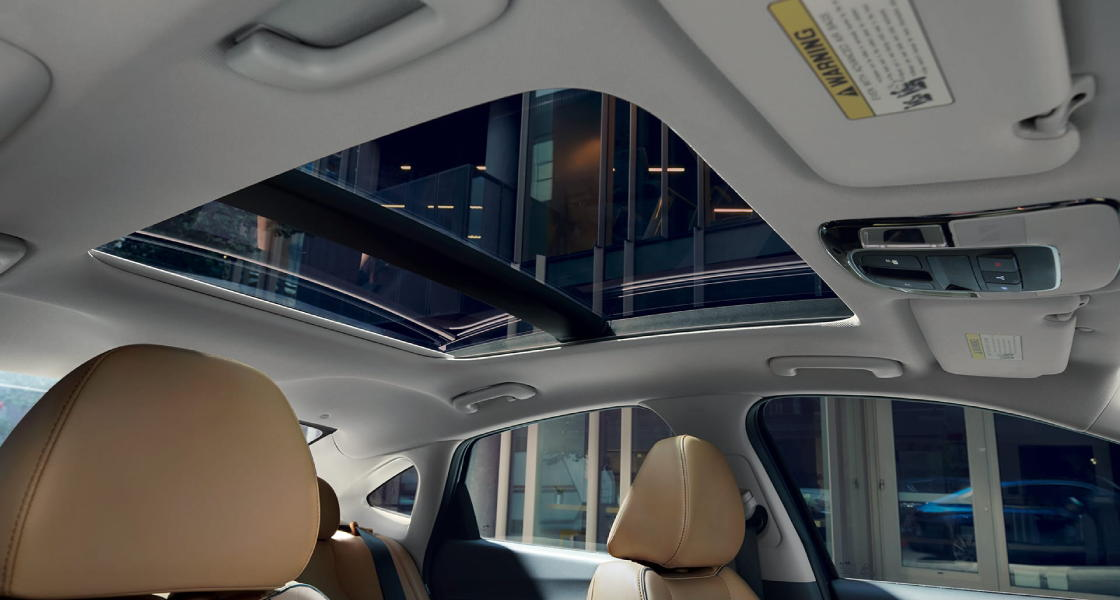hyundai sonata 2020 panoramic sunroof