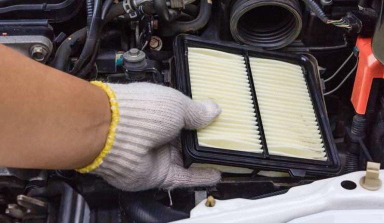 filtro de aire autos