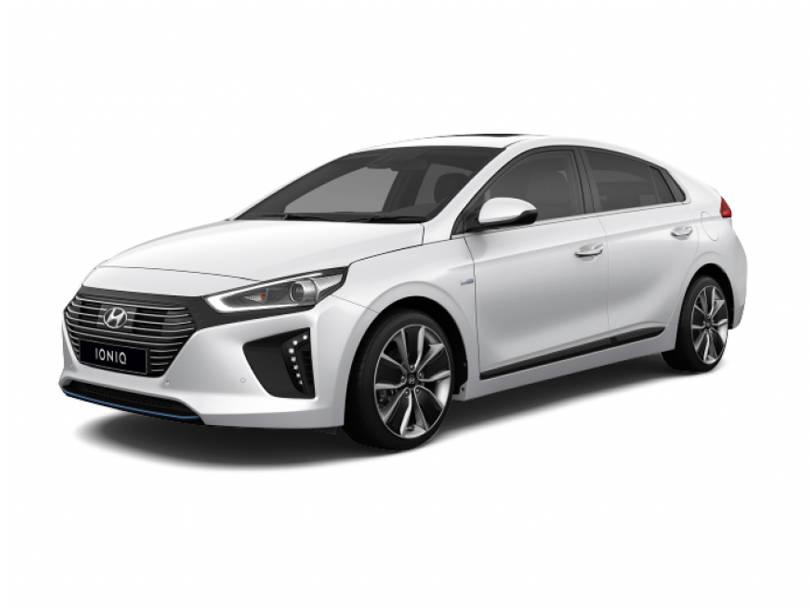 Hyundai Ioniq Hybrid 2020. Economía y gran rendimiento automotriz