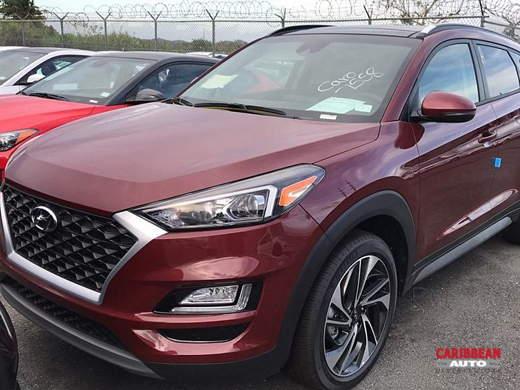 Hyundai Tucson 2019 nuevo