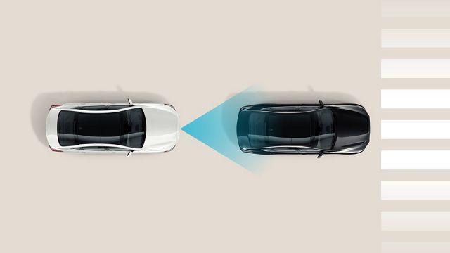 Hyundai Santa Fe 2020 sistema de seguridad asistencia anti colisiones frontales