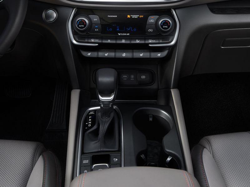 Hyundai Santa Fe 2020 transmision automatica