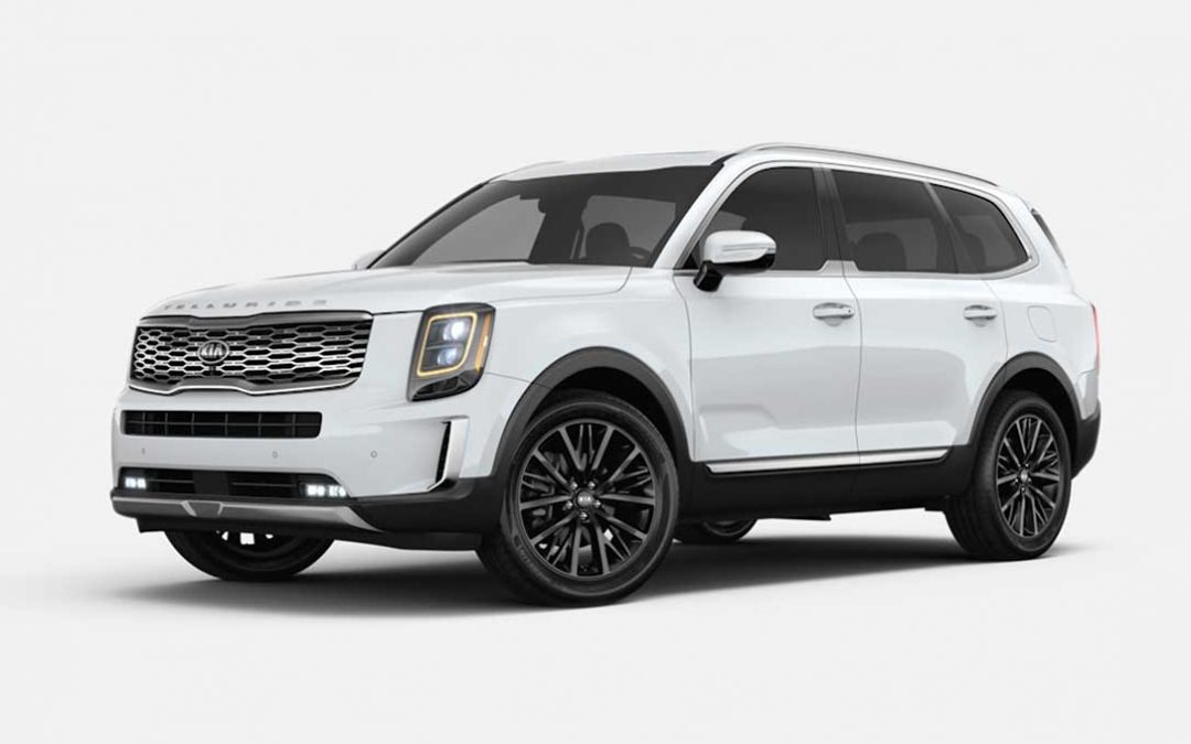 "Kia Telluride es reconocido como el ""World Car of the Year 2020"""