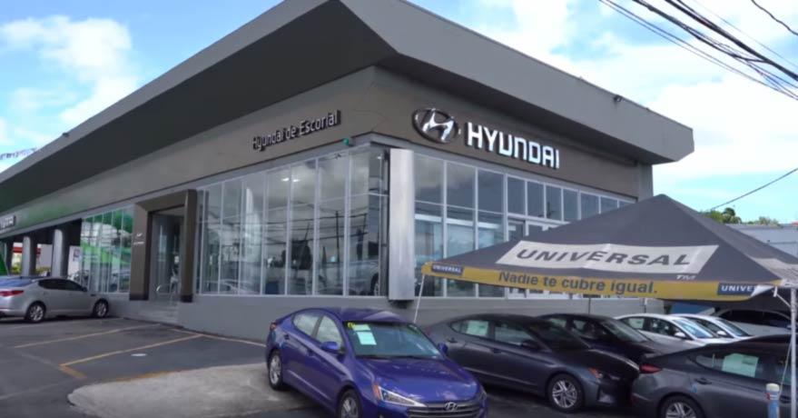 Caribbean Auto Hyundai de Escorial: Servicio automotriz de la más alta calidad