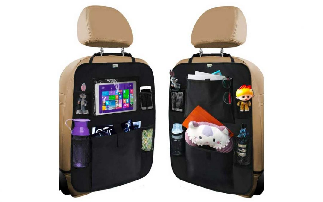 Accesorios para asientos, carros, tablets, fundas