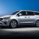 Kia Sedona 2020: vehículo compacto de gran capacidad