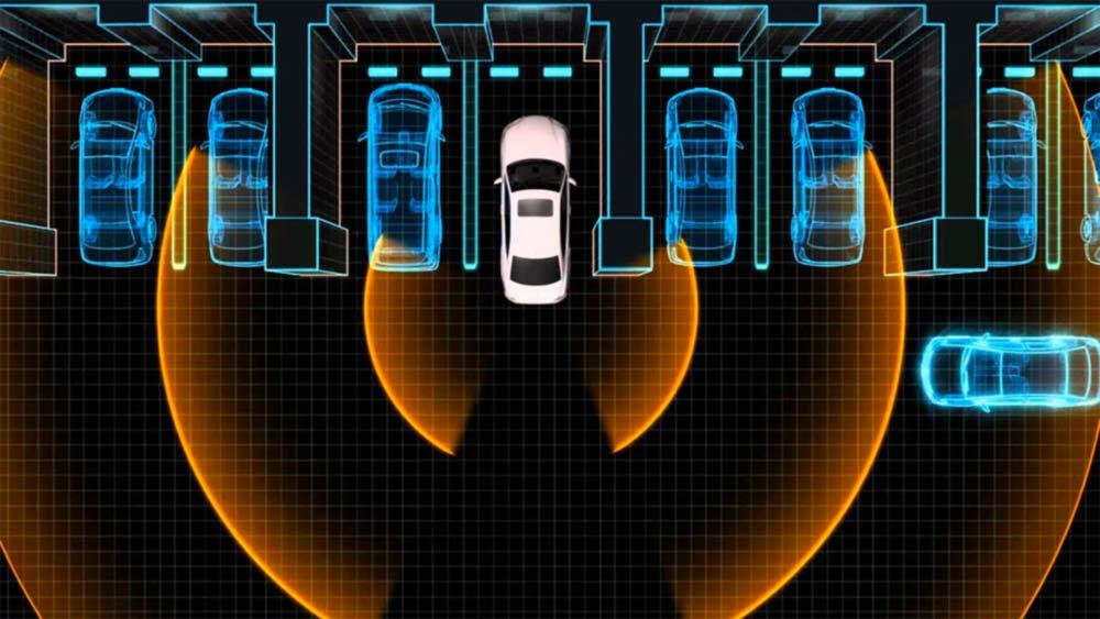 Sistema de seguridad, Kia Sedona 2020, Sensores, Espacio, parqueo, cámara de visión trasera de 360 grados