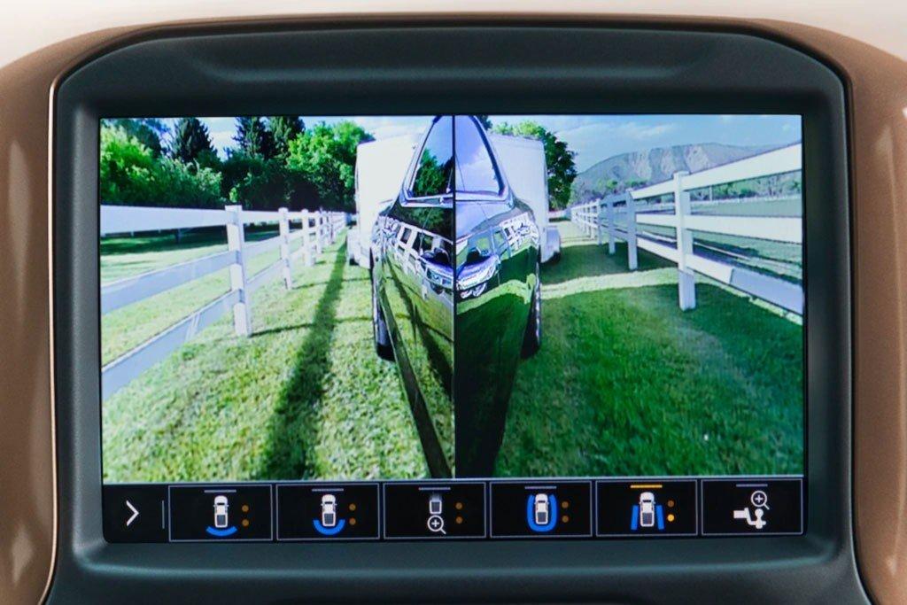 Sistema de seguridad Chevrolet Silverado