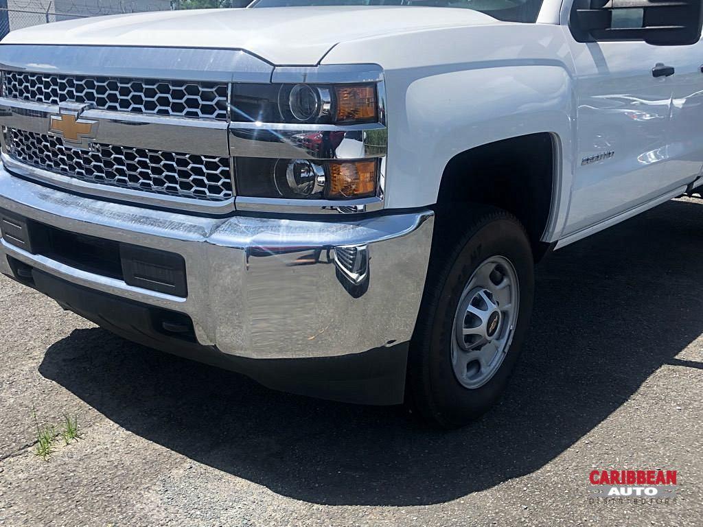 Chevrolet, Silverado, 2020, Blanca, Frente, Exterior, Color