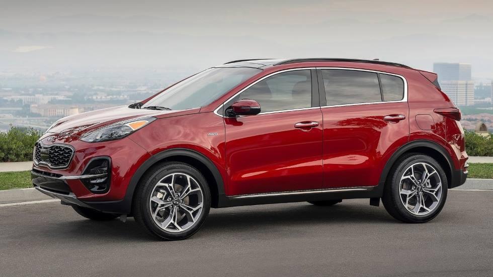 Kia, Sportage, 2021, SUV, Caribbean Auto