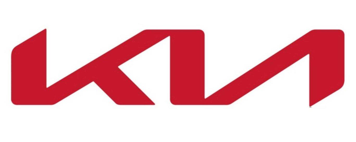 Nuevo logo de kia, 2021, autos koreanos, logo kia, logo rojo