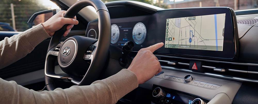 hyundai elantra Apple CarPlay Android Auto