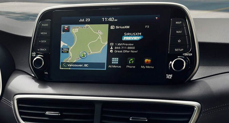 hyundai tucson 1 navegador carolina fajardo puerto rico