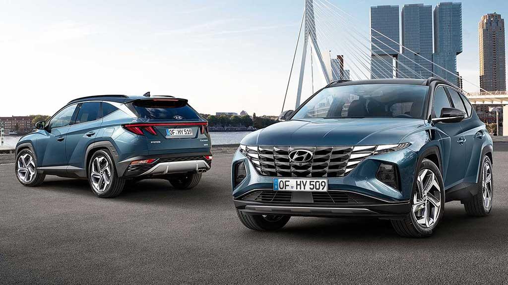 Tucson 2022: El carro más vendido de la marca Hyundai