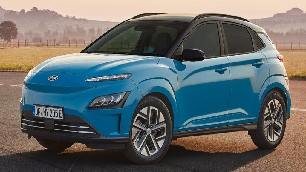 Hyundai Kona 2022